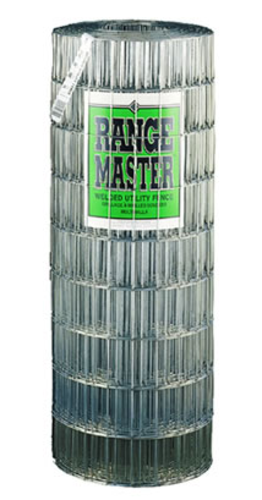 "Rangemaster 2""X4""X14GA-36"" Galvanized Welded Wire, 36"" x 100'"