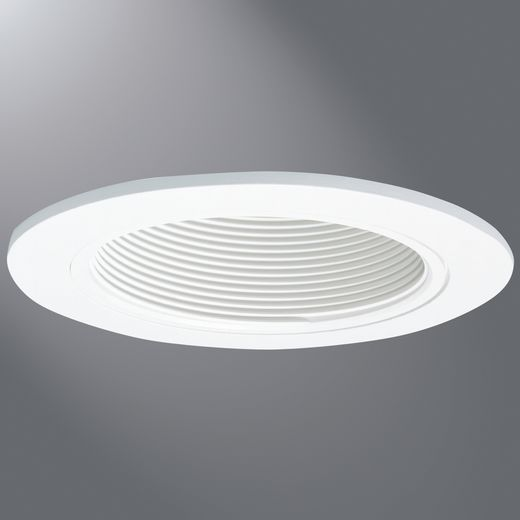 Halo 993P Recessed Light Fixture Baffle Trim 4""
