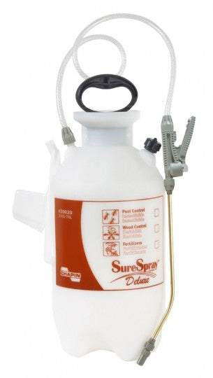 Chapin 26020 SureSpray Deluxe Sprayer, 2 Gallon
