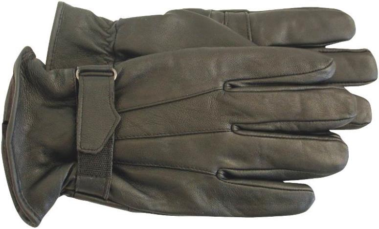 Boss 7182L Thin Lined Sheep Skin Gloves, Large