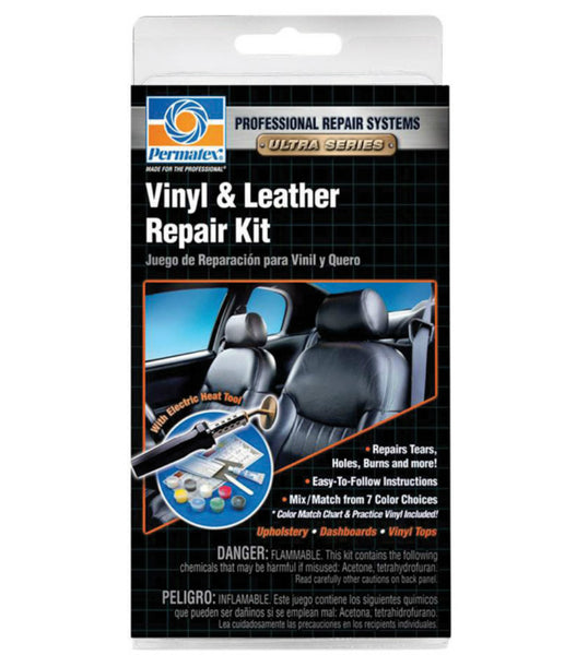 Permatex 81781 Vinyl And Leather Repair Kit