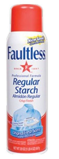 Faultless 20505 Spray Starch, 15 Oz