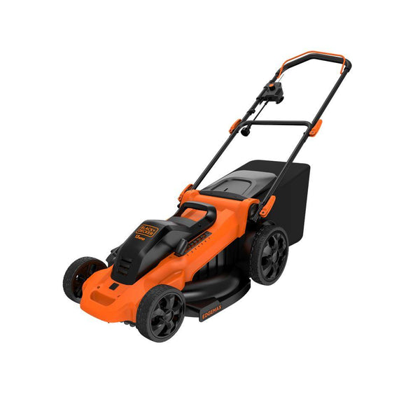 "Black & Decker MM2000 Corded Electric Mower, 20"", 13 Amp"