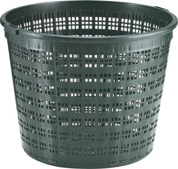 Little Giant 566553 Plant Aquatic Basket, Round, 9""