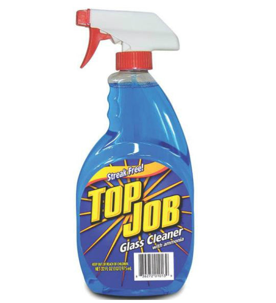 Home Care 33365WK Top Job Glass Cleaner, 32 Oz