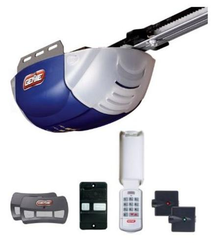 Genie 37001U Horse Power Belt Garage Door Opener, 1/2 Hp