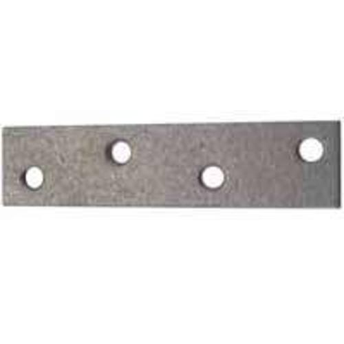 "Mintcraft MP-Z05-01 Mending Plate, 5"" x 1"", Zinc Plated"