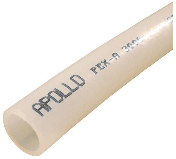 "Apollo EPPW534 White PEX-A Pipe, 3/4"" x 5' L"