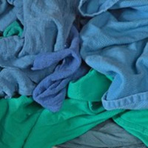 All Rags N651-25 Reclaimed Huck Towels 25 Lb