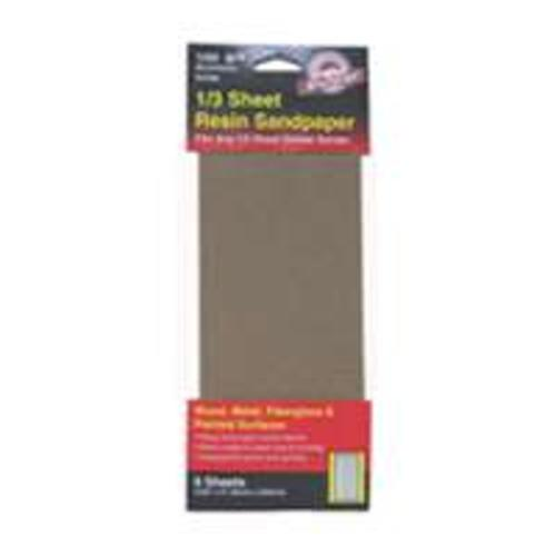 Gator 5040 Multi-Purpose Sandpaper 1/3 Sheet, 220 Grit