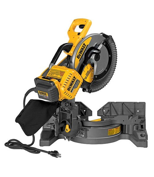 DeWalt DHS716AB Compund Miter Saw With AC Adapter, 120 V