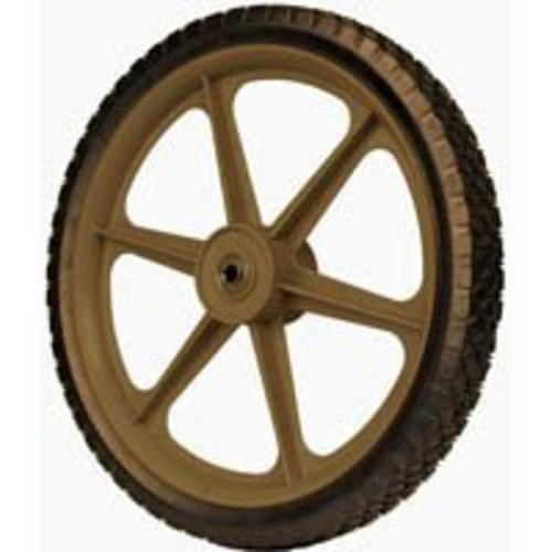 "Martin Wheel PLSP14D175 Wheel Plastic Spoked Centered Hub, 14"" x 175"