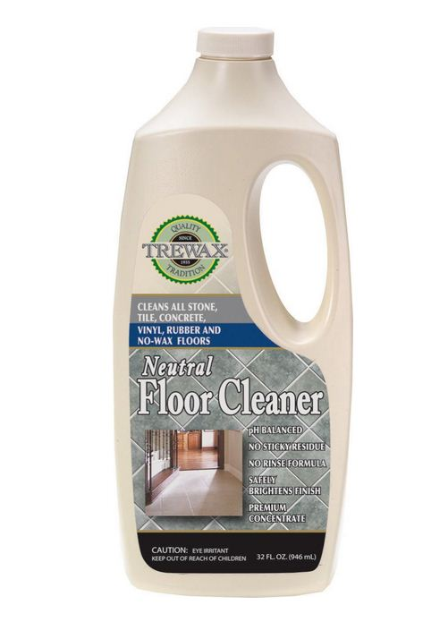Trewax 887250032 Neutral Floor Cleaner 32 Oz