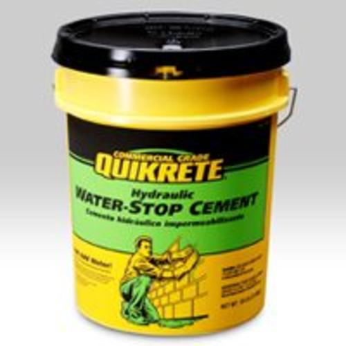 Quikrete 1126-50 Hydraulic Waterstop Cement, 50 Lb