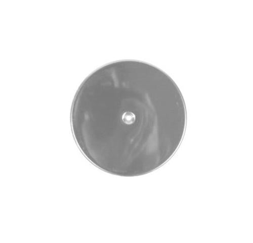 "Oatey 42783 Flange Cover Plate 6"", Stainless Steel"