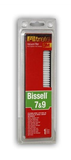 3M 66807A-4 Filtrete Bissell Style 7 And 9 Filter
