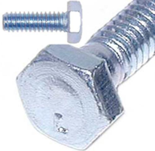 "Midwest Products 00037 ""Zinc Plated"" Hex Bolt Grade 2 5/16 X 3"""