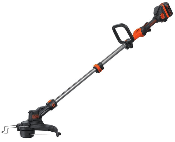 Black & Decker LST540 String Trimmer and Edger, 40 V, Automatic Line