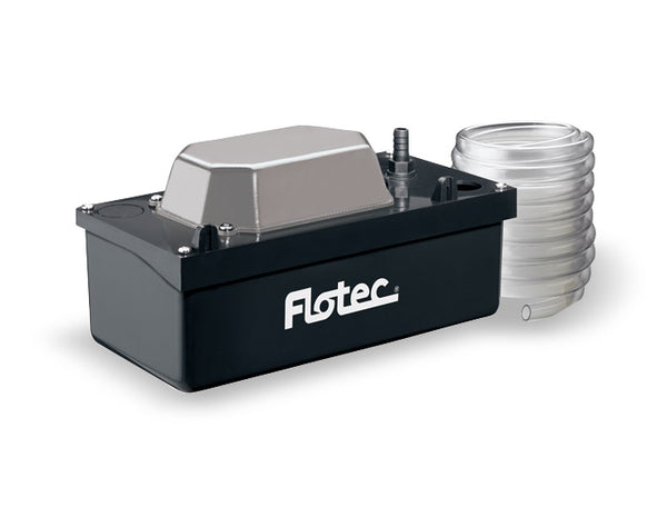 Flotec FPCP-20ULST Condensate Removal Pump With Safety Switch, 100 GPH