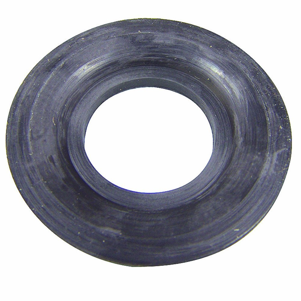 Danco 88209 Rubber Tub Drain Gasket, Black