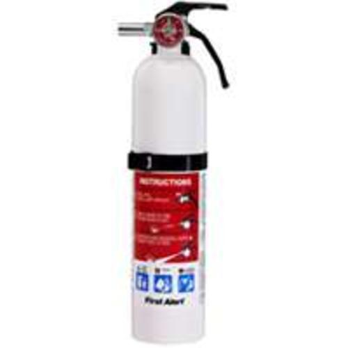 First Alert MARINE1 Fire Extinguishers, White