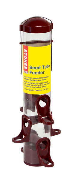 Stokes Select 38223 Seed Tube Bird Feeder, 15""
