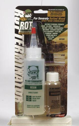 PC-Products 350614 Rot Terminatr Epoxy 3.2Oz