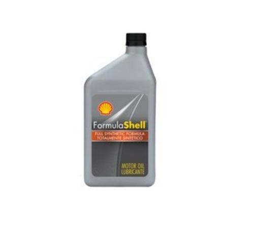 FormulaShell 550024065 Synthetic Motor Oil, 1 Quart