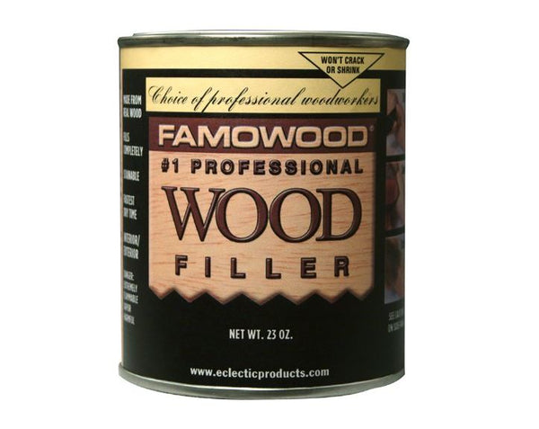 Famowood 36021148 Solvent-Based Wood Filler, White Pine