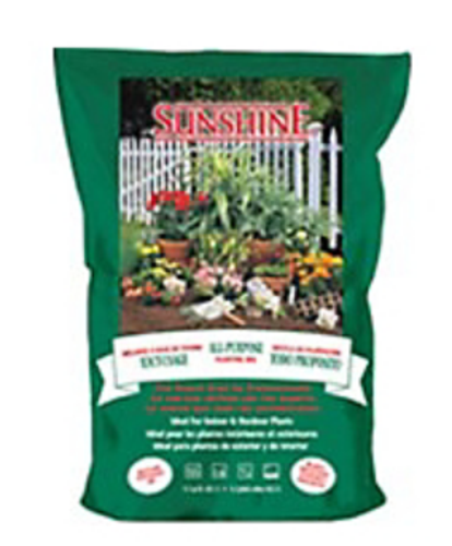 Sunshine 101 2.50 CFL P All Purpose Planting Mix, 2.5 cu.ft.