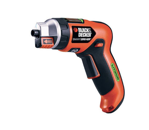 Black & Decker LI4000 Lithium-Ion SmartSelect Exclusive Magnetic Screw Holder, 3.6 Volt