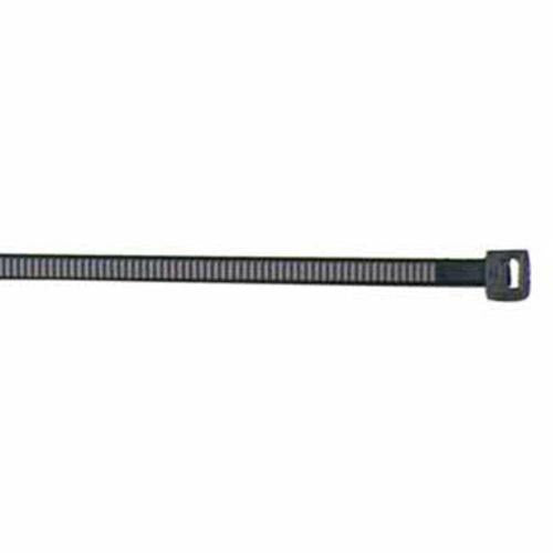"Gardner Bender 46-424UVB Heavy-Duty Cable Ties, 24"", Black, 50-Pack"