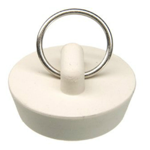 Danco 9D00080225 Rubber Stopper, White, 1-1/4""