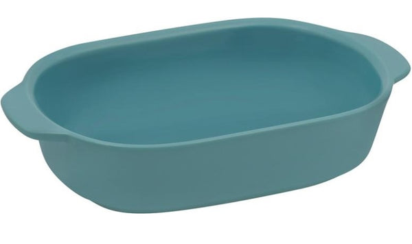 Corningware 1114416 Oblong Baking Dish, 1.5 Quart, Pool