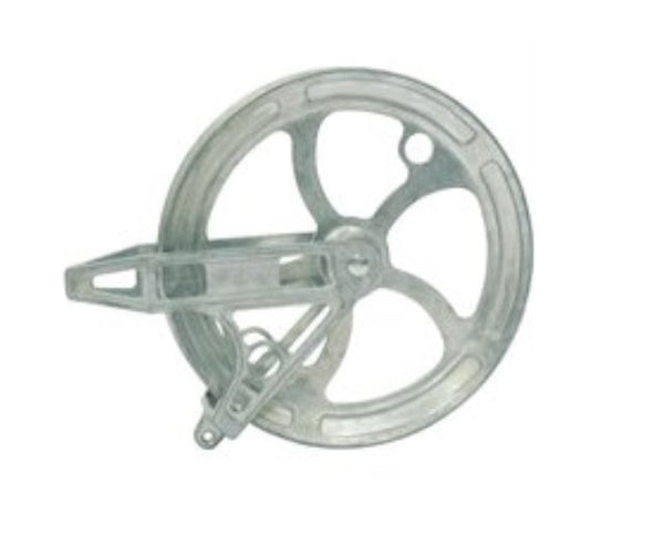 "Ben-Mor CY78800 Clothesline Pulleys, 8"", Metal"