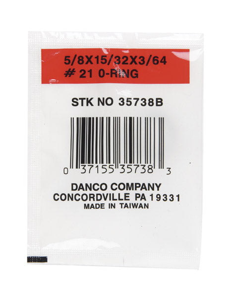 Danco 35738B O-Ring, 5/8""