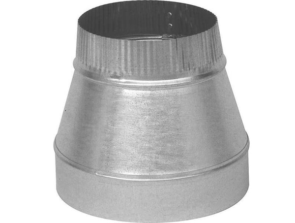 "Imperial GV0811 Stove Pipe Duct Reducers, 30 Guage, 6""X4"""