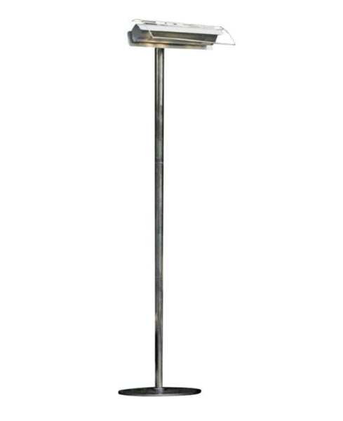 Heat Controller IRPH15SS Radiant Infrared Patio Heater, 1500W, Anodized Aircraft Aluminum