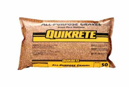 Quikrete 115150 All Purpose Gravel 50 Lb