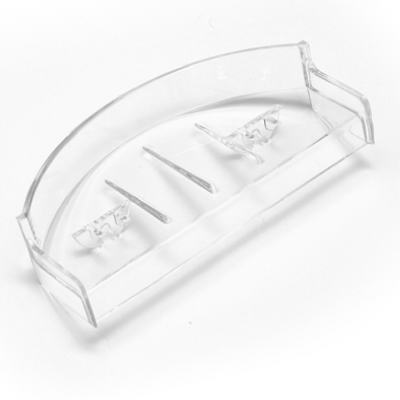 Franklin Brass EB1600 Replacement Soap Tray, Clear Plastic