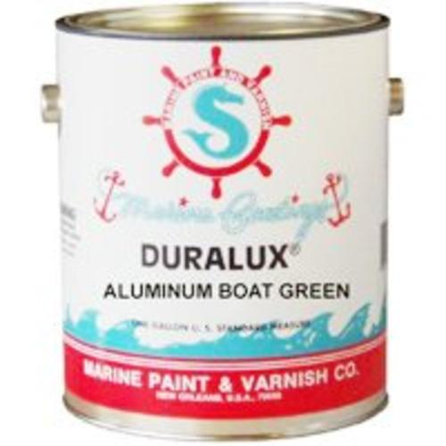 Duralux M736-1 Marine Boat Paint 1 Gallon, Boat Green