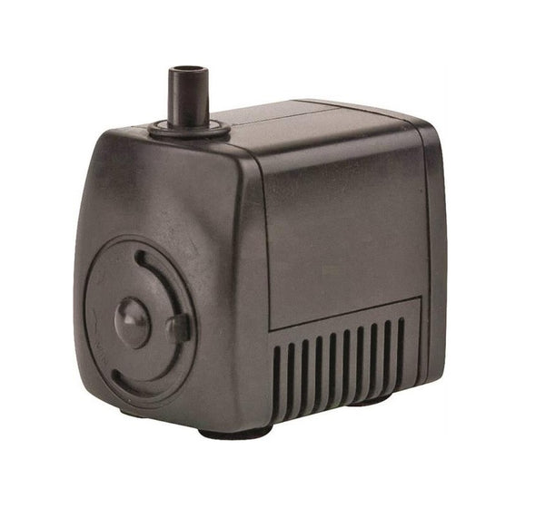 Little Giant 566714 Statuary Fountain Pump, 70 GPH