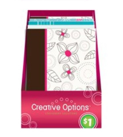 Creative Options 9916 Notepad, 50 Sheet