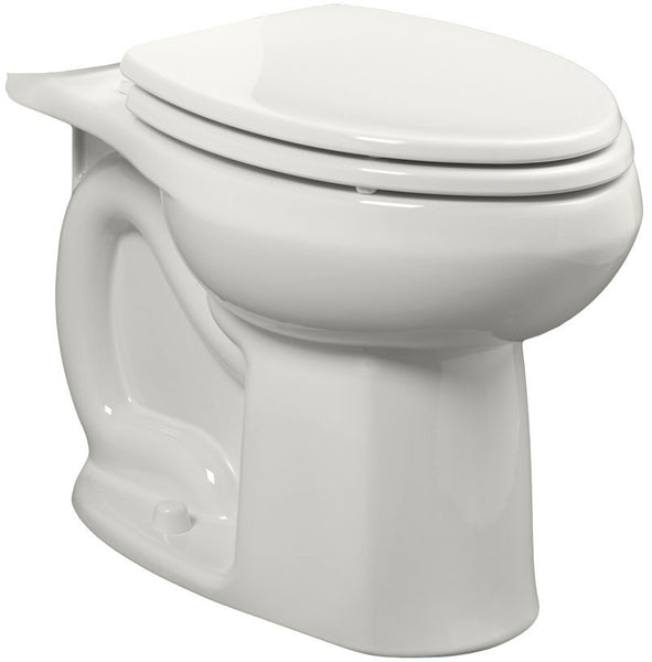 American Standard Colony Universal Elongated Toilet Bowl Only, White, 1.6 GPF