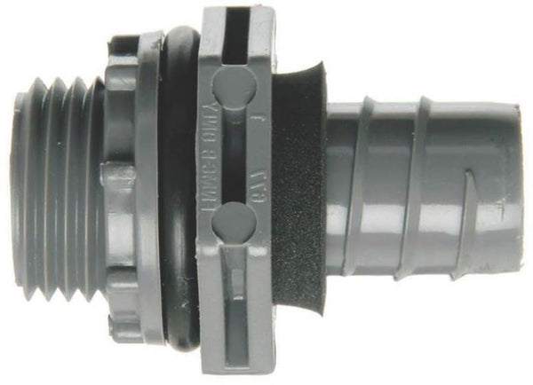 Carlon LN43FA-CAR Liquidtight Connector, 1""