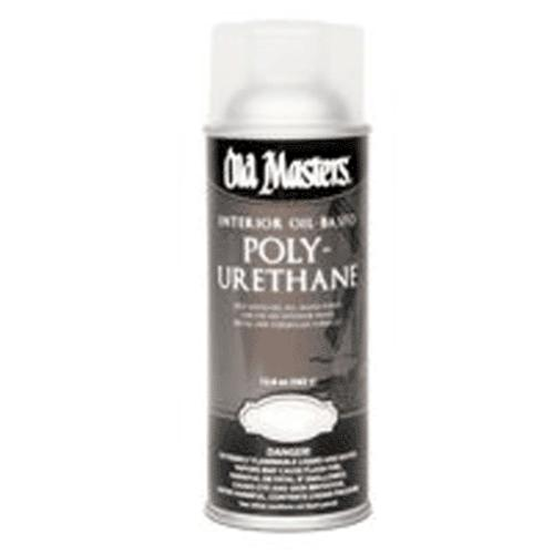 Old Masters 49410 Spray Oil Polyurethane Gloss