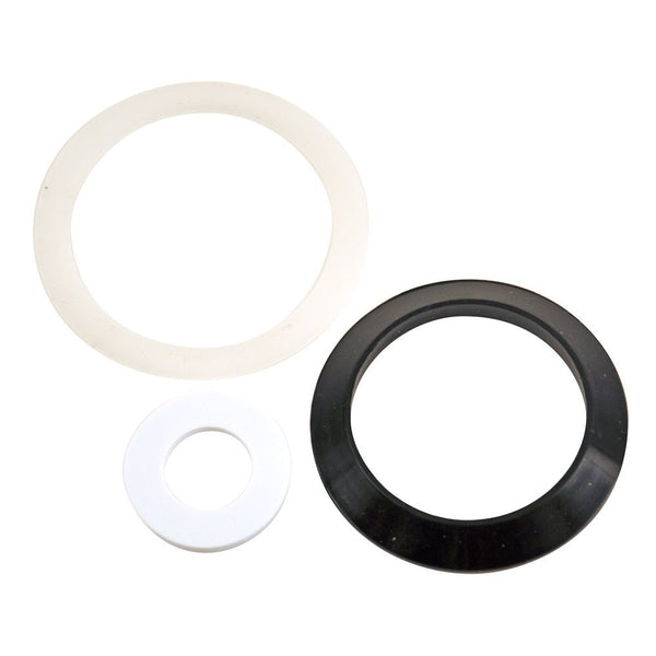 Danco 10573 Flush Valve Repair Kit For Kohler, White, Black
