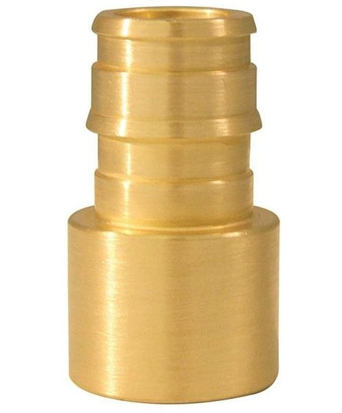 Apollo EPXFS1210PK Female Pipe Adapter, Brass, 1/2""