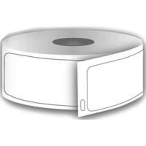 "Dymo CS 3 Paint Labels, 1-1/8"" x 3-1/2"", White"