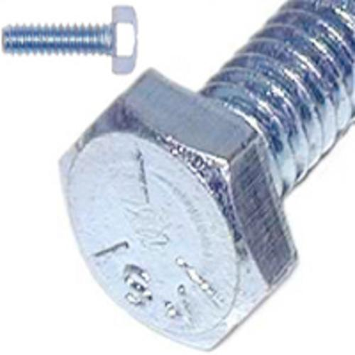 "Midwest Products 00334 Zinc Hex Screw Gr5 1/2"" X 1"""
